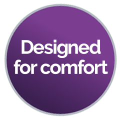 'Designed For Comfort'