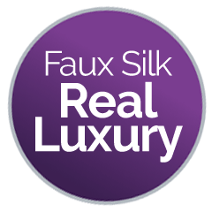 Faux Silk