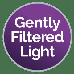 Gently Filtered Light