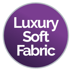 'Luxury Soft Fabrics'