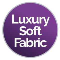 'Luxury Soft Fabrics'