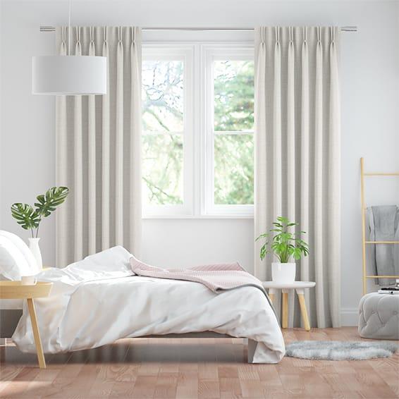 Acantha Warm Grey Curtains