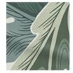 William Morris Acanthus Celadon swatch image