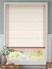 Accents Candyfloss Roman Blind thumbnail image