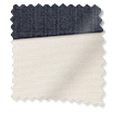 Accents Navy Roman Blind swatch image