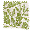 William Morris Acorn Leaf Roller Blind slat image