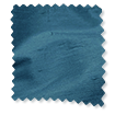 Ahisma Luxe Faux Silk Blue Azure Roman Blind slat image