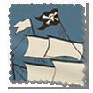 Ahoy Indigo swatch image