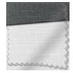 Allure Faux Silk Slate Roman Blind swatch image