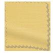 Amalfi Yellow Roller Blind swatch image