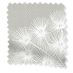 Amity Silver Roman Blind sample image