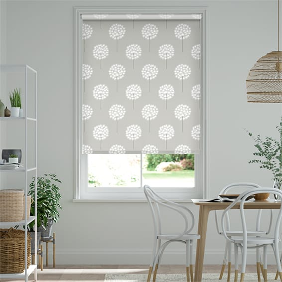 Amity Silver Roller Blind