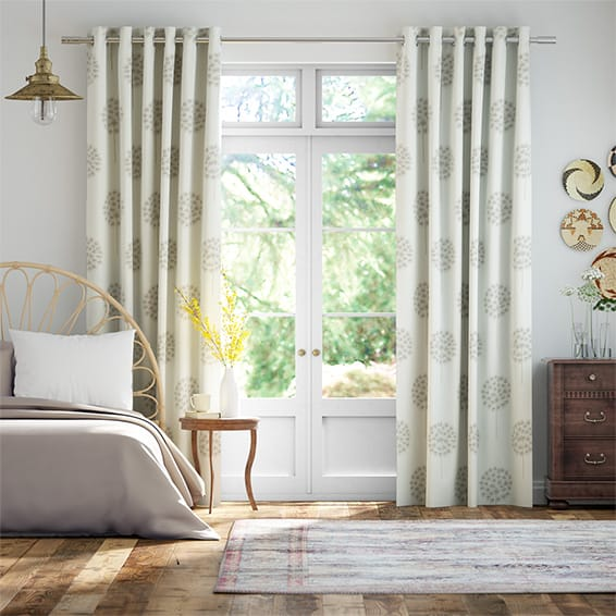 Amity Truffle Curtains