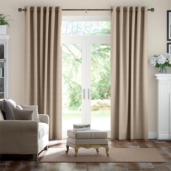Amore Sandstone Curtains