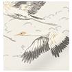 Animalia Silver Roman Blind swatch image