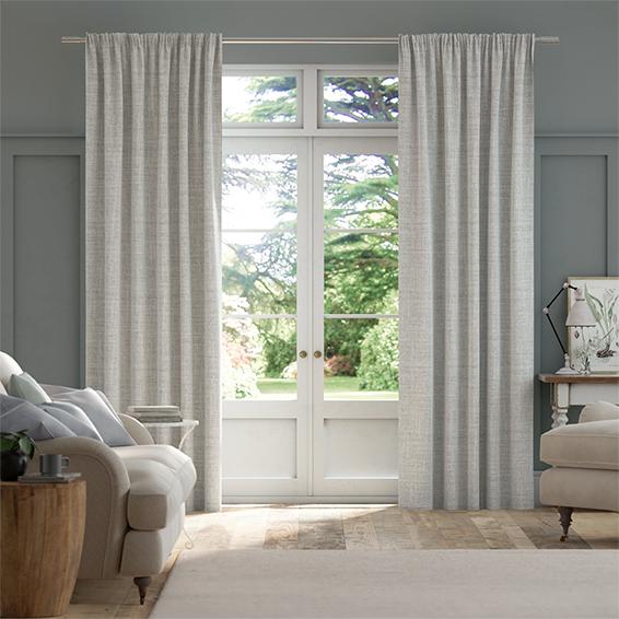 Arlo Modern Grey Curtains