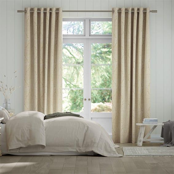 Aurelia Sandstone Curtains