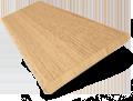 Autumn Oak Wooden Blind - 50mm Slat slat image
