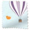 Balloons Flying High Curtains swatch image