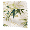 Bamboo Silhouette Forest Roman Blind swatch image