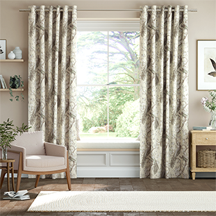 Belvedere Soft Truffle Curtains thumbnail image