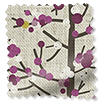 Berry Blossom Linen Plum swatch image