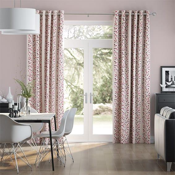 Berry Tree Mini Plum Curtains