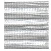 BiFold ClickFit Premier Silver Pleated Blind slat image
