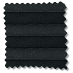 BiFold ClickFIT Charcoal Pleated Blind slat image