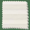 BiFold ClickFIT Cream Pleated Blind slat image
