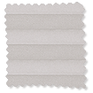 BiFold ClickFIT Dove Grey Pleated Blind slat image