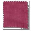 Wave Bijou Linen Magenta Wave Curtains swatch image