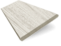 Birch Bark Faux Wood Blind - 50mm Slat sample image