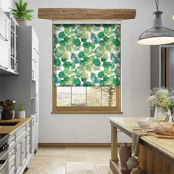 Blakely Lily Pad Roller Blind