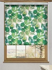 Blakely Lily Pad Roller Blind thumbnail image