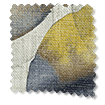 Blakely Linen Vintage Mustard Roman Blind swatch image