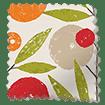 Blomma Tangerine swatch image