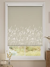 Blowing Grasses Pebble Roller Blind thumbnail image