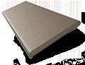 Metropolitan Boulder Grey Wooden Blind - 50mm Slat sample image