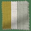 Brazen Stripe Linen Vintage Citrus Smoke swatch image