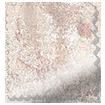 Breedon Weave Blush Curtains swatch image