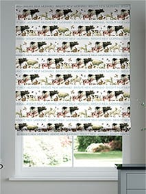 Bright New Morning Multi Roman Blind thumbnail image