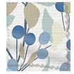 Bursting Berries Blueberry Roller Blind sample image