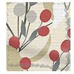 Bursting Berries Cherry Pop Roller Blind slat image