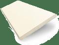 Buttermilk Faux Wood Blind - 50mm Slat sample image