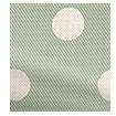 Button Spot Aloe Roman Blind swatch image