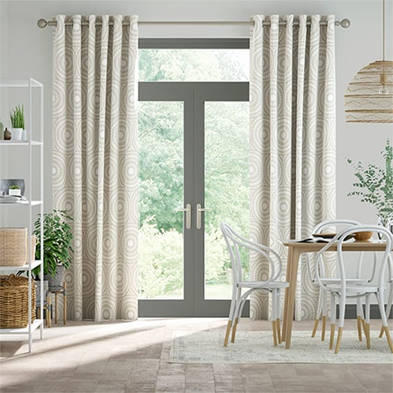 Cadencia Linen Curtains