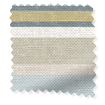 Calcutta Stripe Blue Mist Curtains swatch image