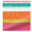 Calcutta Stripe Candyfloss Roman Blind sample image