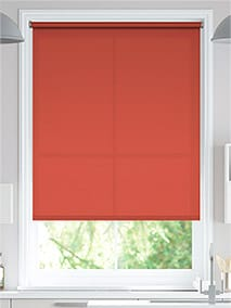 Capital Candy Red Roller Blind thumbnail image